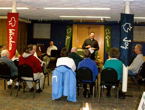 Lutheran Detox by Metro Lutheran Recovery Worship Can Offer Sanctuary To