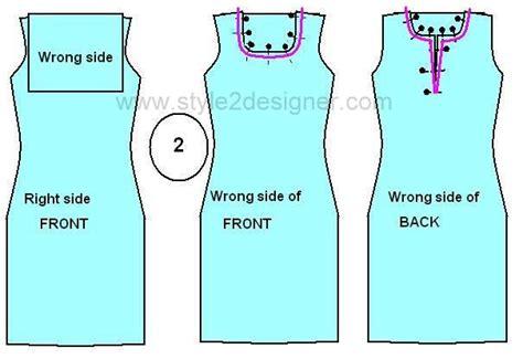 neck design cutting pattern straight kameez cutting sewing tutorial style2designer