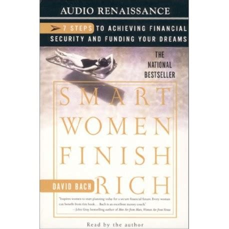 smart women finish rich 9 steps to achieving financial smart women finish rich audio cassette arz libnan