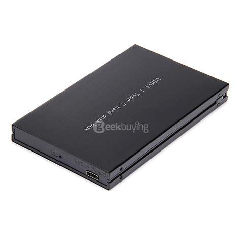 2 5 Inch Disk Box Black 2 5 inch usb 3 1 type c disk box hdd enclosure