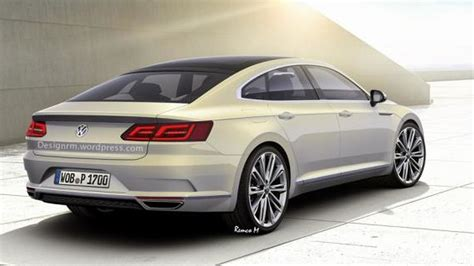 2019 The Next Generation Vw Cc by Next Generation Volkswagen Cc Speculatively Rendered