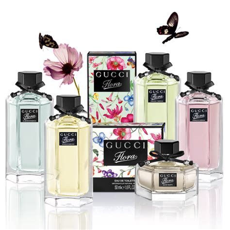 Gucci Flowery Set 3 In 16897 clozette