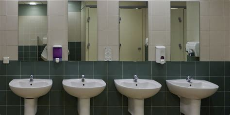 public bathroom mirror the unlikely place i found body acceptance huffpost