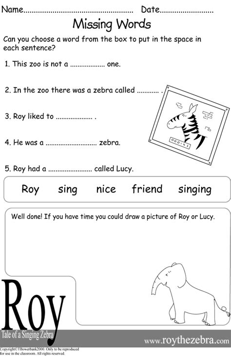 Literacy Worksheets by Literacy Worksheets