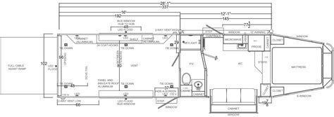 ultimate plans com ultimate sport hauler floor plans logan coach