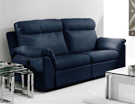 sofas de dos plazas electricos sof 225 de 3 plazas con dos asientos relax el 233 ctricos en