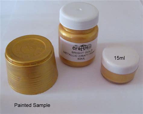 acrylic paint on wood crafts metallic effekt paper mache crafts
