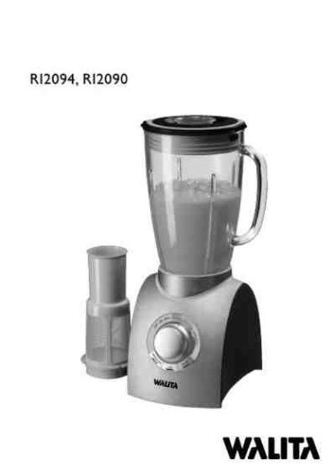 Blender Philips 2 Liter philips ri2094 750 w 2 liter blender mixer manual