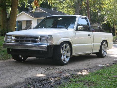 nissan hardbody bagged on 22s 1989 mazda b2200 1 500 100244883 custom mini truck