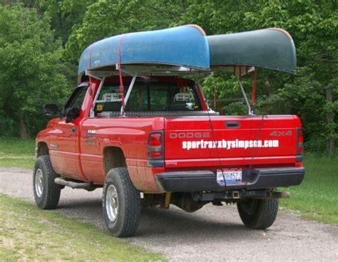 Canoe Racks For Trucks by Truck Bed Kayak Rack Ford F150 Cer Shell Truck