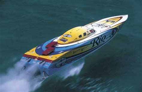 cigarette boat fastest what is the fastest cigarette ever