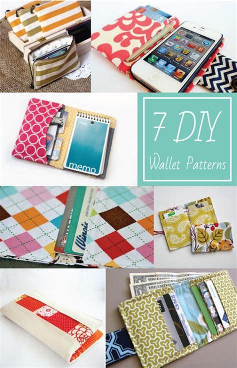 diy iphone wallet sewing pattern