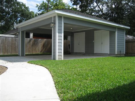 covered garage carports added onto house image pixelmari com