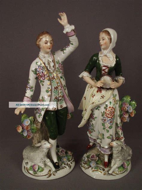antique porcelain l with roses 17 best images about porcelain figure antique on pinterest