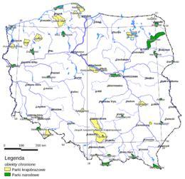 list of landscape parks of poland