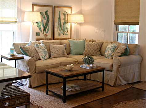 cottage style sofas living room furniture trendy cottage