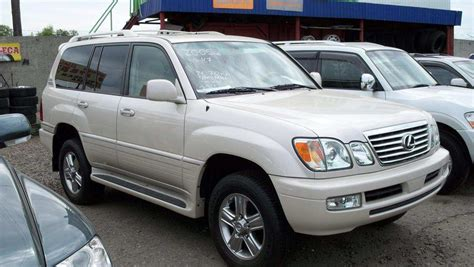 lifted lexus sedan image gallery lexus lx 470 for sale