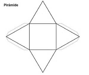 imagenes de pirmides geometricas pir 225 mide mates pinterest