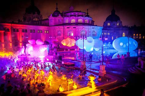 bathtub party budapest festivals in december