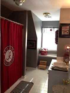 alabama crimson tide bathroom set boys bedrooms on pinterest alabama bedroom alabama