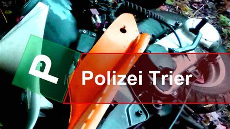 Motorrad Teile Trier by Motorrad Risiko In Der Region 5vier De