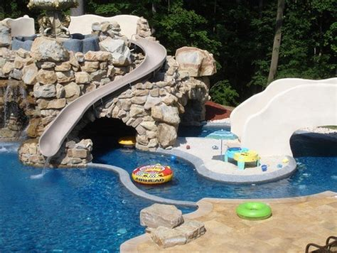 10 of the most backyard waterpark designs housely