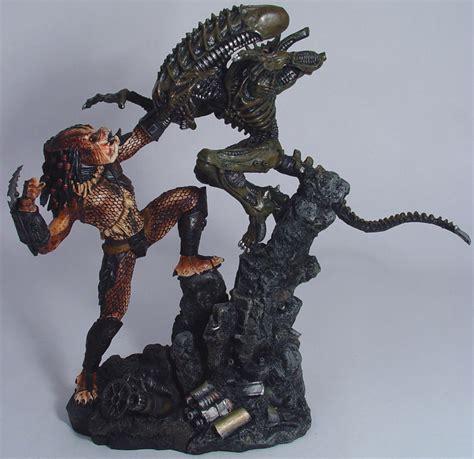 Predator Statue warrior statue versus predator statue palisades toys rtmisc