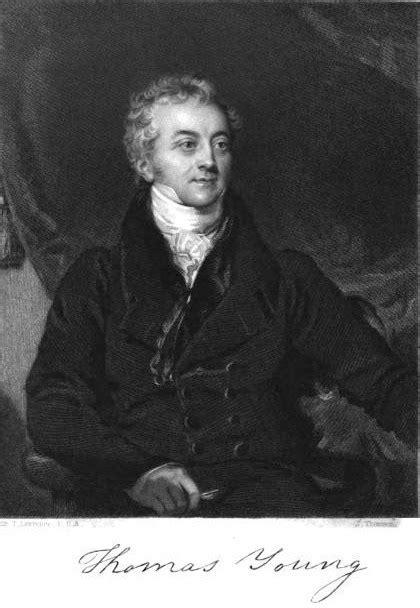 Thomas Young – Wikipédia, a enciclopédia livre