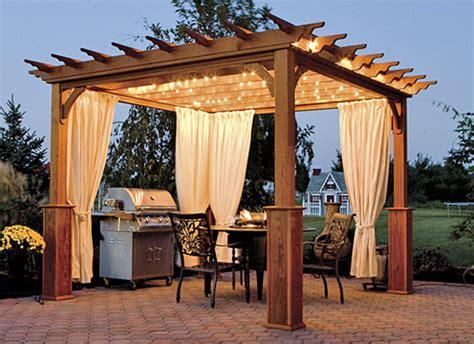 backyard gazebo designs stylish pergola ideas for your home pool quest
