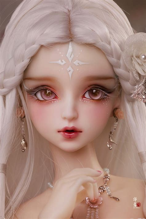 jointed doll vire angell studio bjd dolls baby dolls ideas