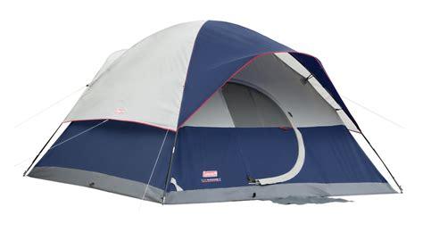 Coleman Sundome 6 Person Tent Redwhite coleman sundome tent cetent