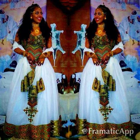 My Ethiopian Culture Traditional Clothing | my melsi traditional eritrean wedding the best day of