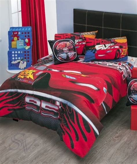 disney pixar cars bedroom set new disney pixar boys cars comforter sided sheet bedding set ebay