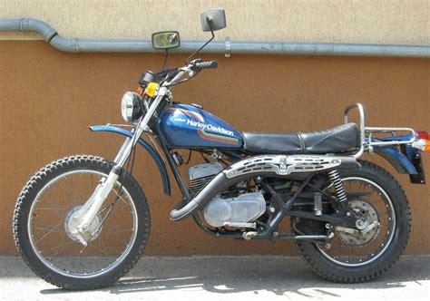Aermacchi Harley Davidson Sxt 250