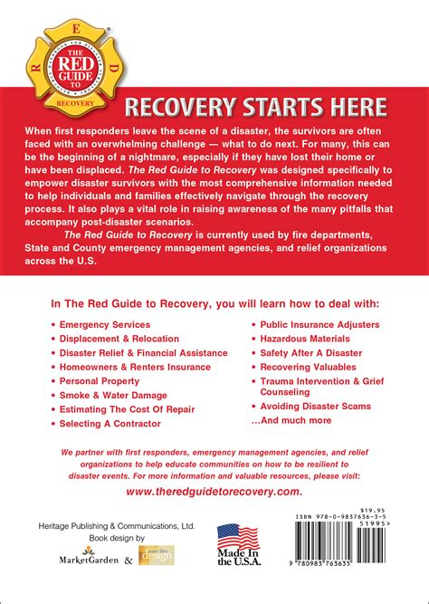 the disaster recovery handbook a step by step plan to ensure business continuity and protect vital operations facilities and assets books help fund the guide to recovery book donation program