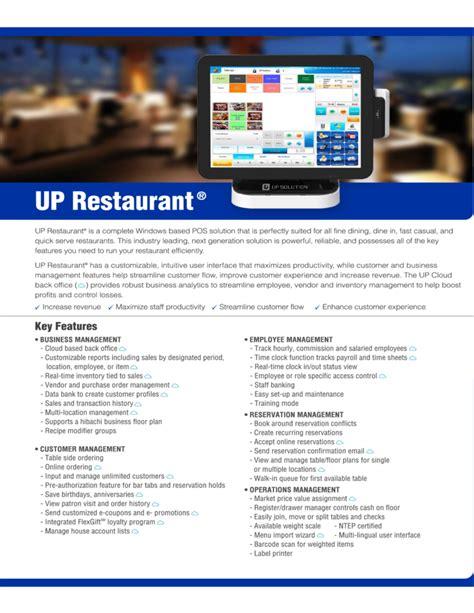 restaurant brochure template up restaurant brochure template free