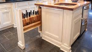 pull out knife block cabinets