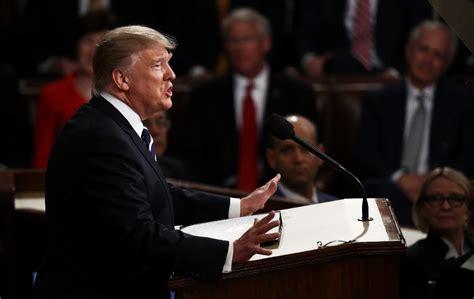 donald trump speech transcript transcript of president donald trump s prepared speech to