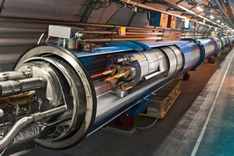 Proton Collider by Cern Lhc Update Large Hadron Collider Finishes 2016