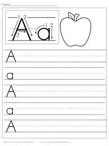 preschool handwriting worksheets free practice pages