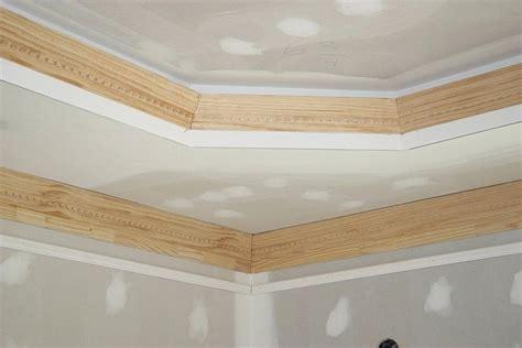 Ceiling Light Crown Molding Crown Molding Tray Ceiling Rope Lighting Www Energywarden Net