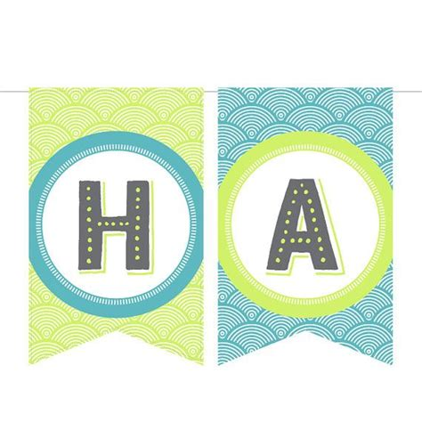 cute printable birthday banner 47 best images about party cute as a button theme on