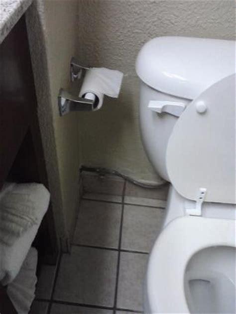 placement of toilet paper holders in bathrooms a c unit picture of comfort inn petersburg petersburg