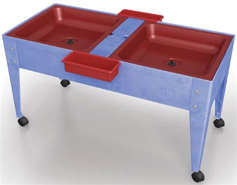 Brite Rite Furniture by Childbrite Mites Sensory Table 24 Quot H Youth Mite