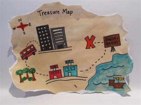 How To Make A Paper Map - vacation guide hobbies part 2 the fifth estate