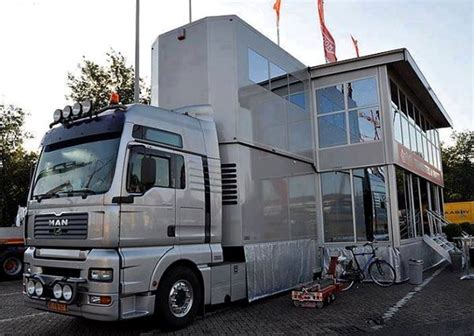 Interior Photos Luxury Homes by Huge Motorhome Transported By Large Truck Rumble