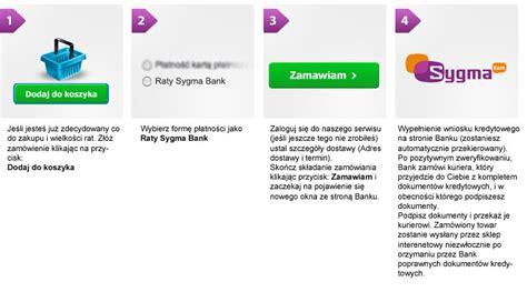 sigma bank raty sygma bank