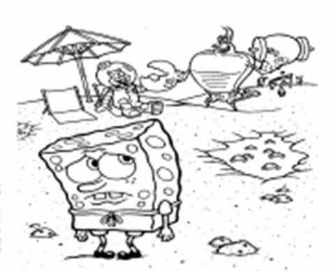 Fool With Spongebob 93b9 Coloring Pages Printable spongebob coloring pages free printable