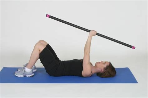 Chest Flys On Floor by Pin By Knott On Exercise