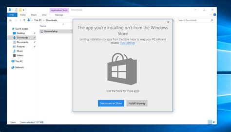 install windows 10 default apps microsoft offers to prevent installation of desktop apps